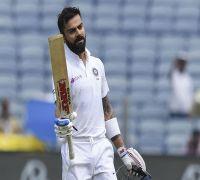 Virat Kohli Hits Seventh Double Ton, Breaks Virender Sehwag And Sachin Tendulkar's Record