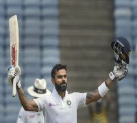 Virat Kohli Scores 10th 150+ Score In Pune Test Vs South Africa, Enters Elite List