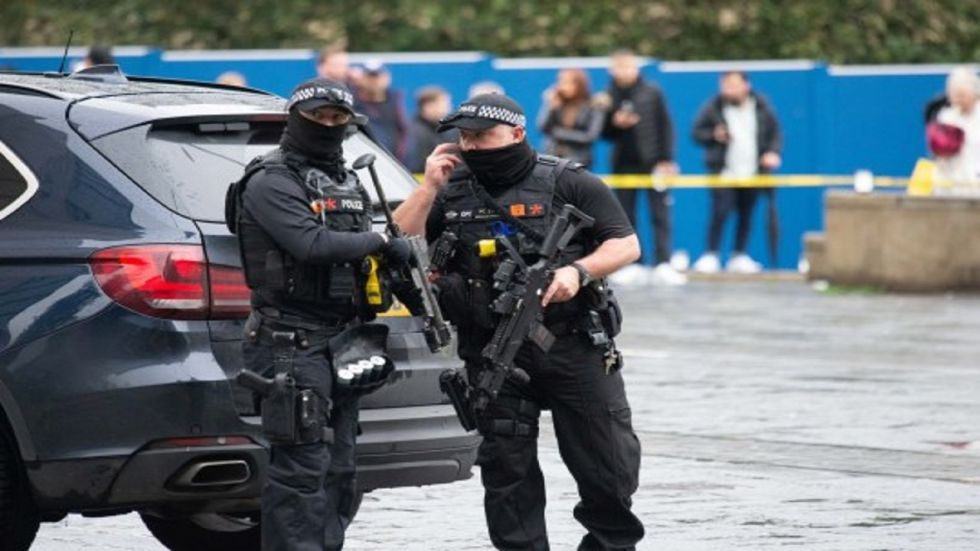 Several people 'stabbed' at shopping centre in English city of Manchester: Reports