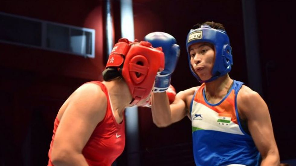 India's Lovlina Borgohain Settles For Bronze