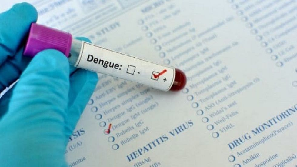 As many as 222 people have been tested positive for dengue in Jammu and Kashmir this year, a health department official said.