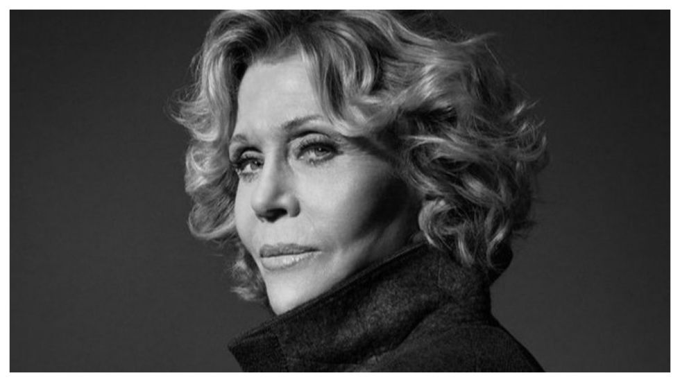 Jane Fonda Arrested During Climate Change Protest In Washington DC