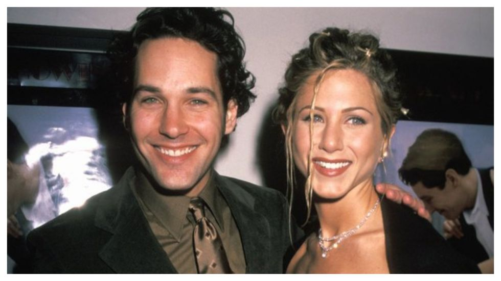 Paul Rudd Had Worst First Meeting With Jennifer Aniston On 'Friends'