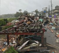 Typhoon Hagibis: Navy Ships Provide Assistance To Japan As Rescue Operations Continue