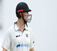 Mitchell Marsh Does A Ben Stokes - Gets Injured By Smashing His Bowling Hand On A Wall