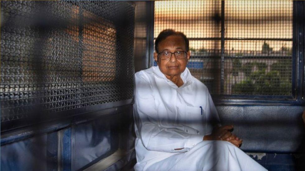 Chidambaram has challenged the Delhi High Court's verdict that dismissed his bail plea in the case.