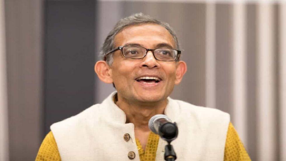 Indian-American Abhijit Banerjee.
