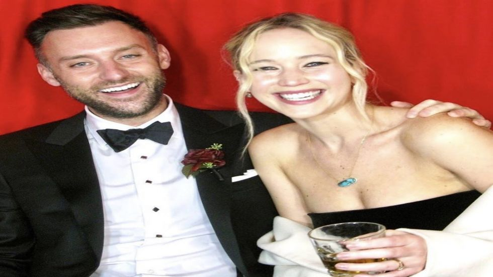 Jennifer Lawrence Ties Knot With Cooke Maroney