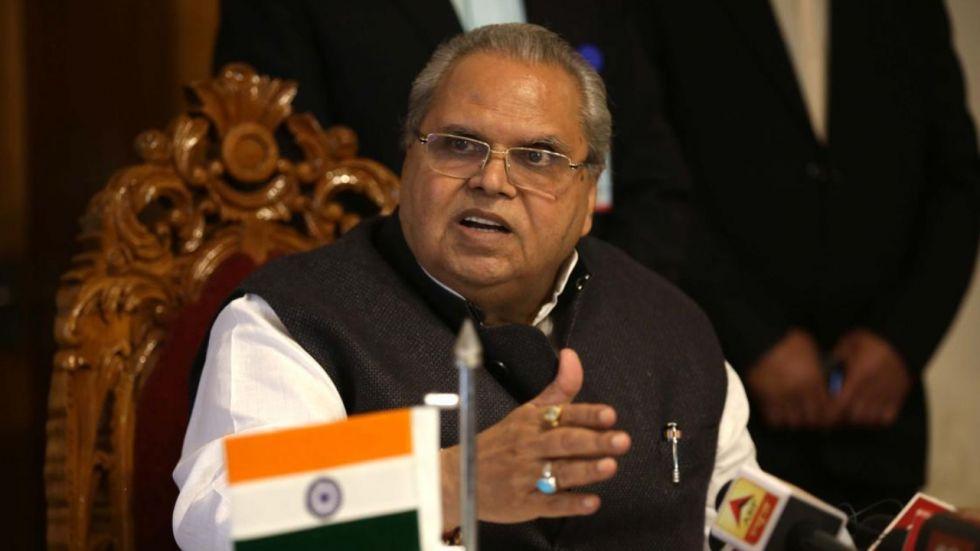 'Hum andar jayenge': J-K Governor Satya Pal Malik's open warning to Pakistan