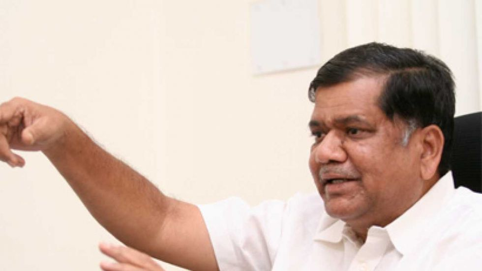 Jagadish Shettar is the former CM and current Large & Medium Scale Industries minister in Karnataka