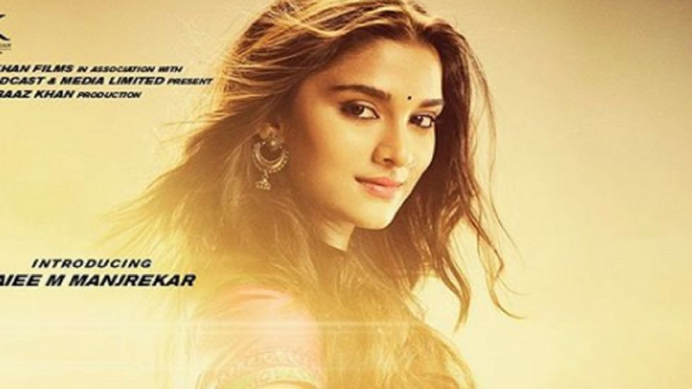 Dabangg 3: Salman Khan Introduces Saiee Manjrekar As 'Khushi', Check Out Here