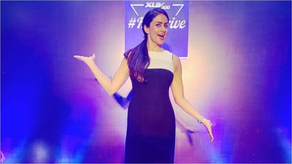Gul Panag Fits Into An 18-Year Old Dress.