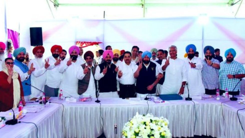 Thank you Punjab, tweets Chief Minister Amarinder Singh as Congress wins big in crucial bypolls