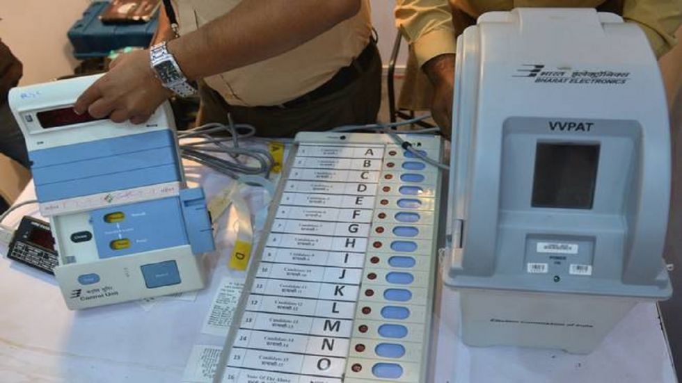 Counting of votes for the by-poll to Khonsa West Assembly constituency in Arunachal Pradesh is on amidst tight security at Khonsa, the headquarters of Tirap district.