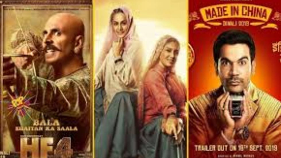 Housefull 4, Made In China, Sand Ki Aankh Gears Up For Battle Of Screens This Diwali