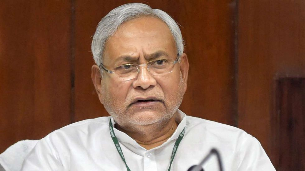 Nitish Kumar's JDU lost three of the four seats it contested