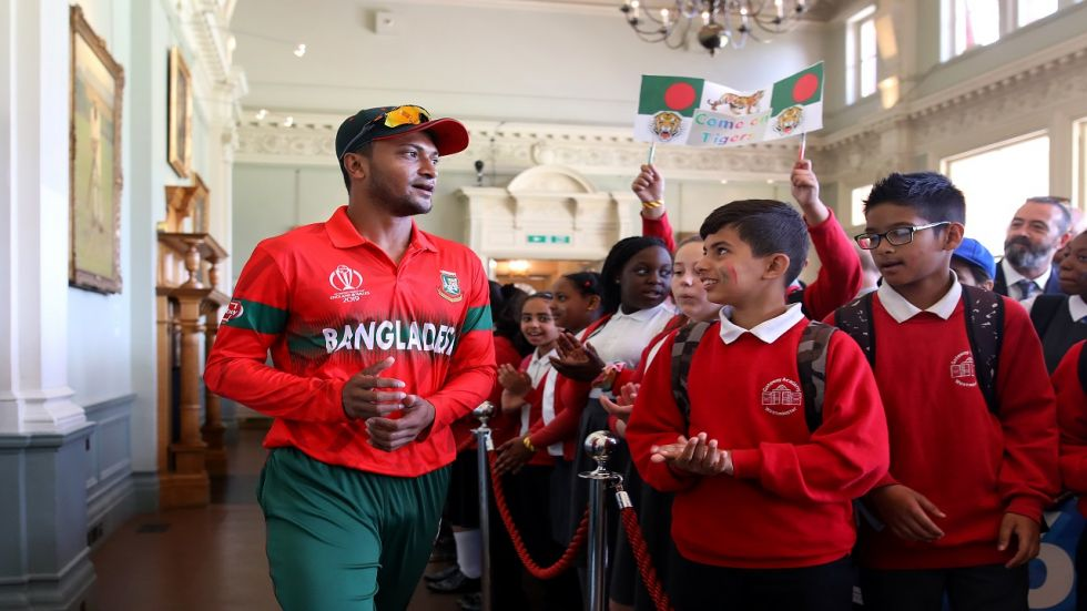 Shakib Al Hasan had led the strike which was was called over pay and benefits.