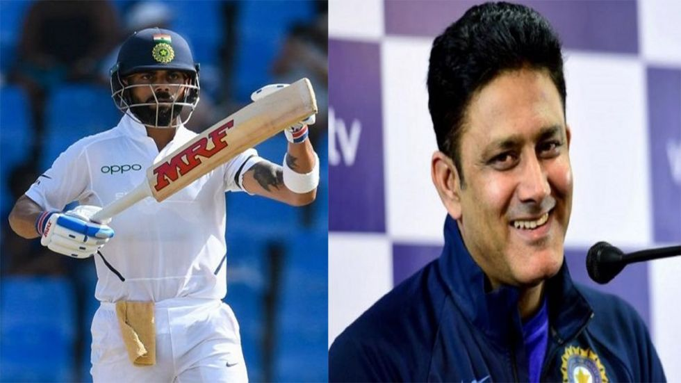 Kumble Backs Kohli's Suggestion To Have Permanent Test Centres