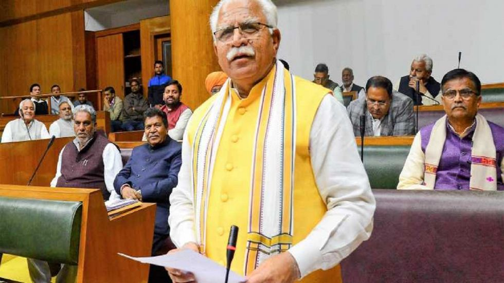 Manohar Lal Khattar and JJP leader Dushyant Chautala will take oath as Chief Minister and Deputy Chief Minister respectively on Sunday.