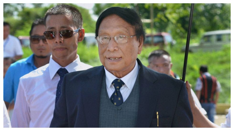Top NSCN-IM Leader, 16 Others Join Rival Naga Groups