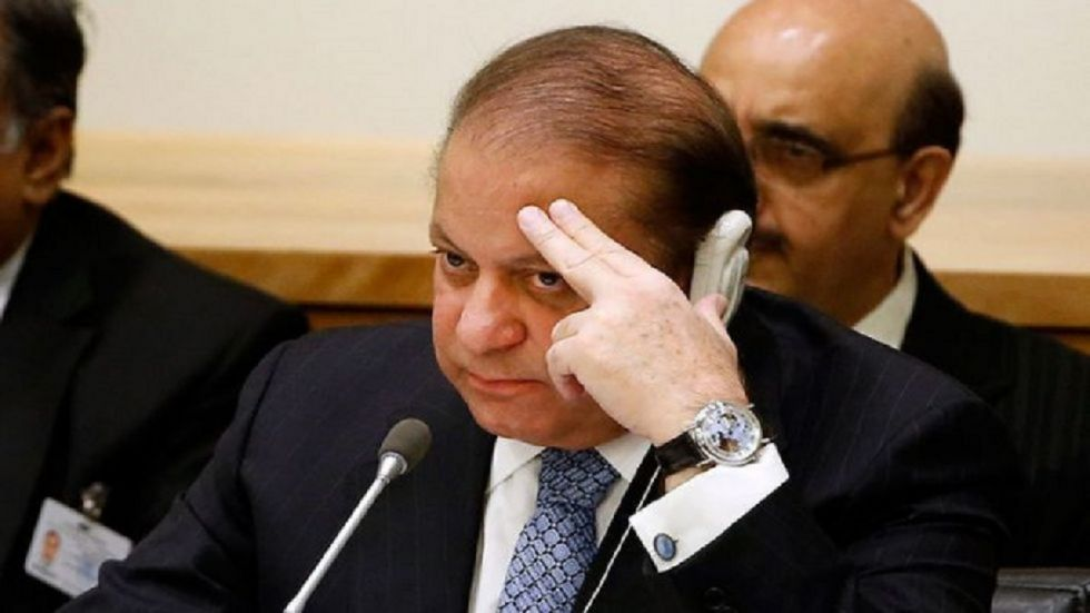 Nawaz Sharif has been diagnosed with an acute immune disorder.