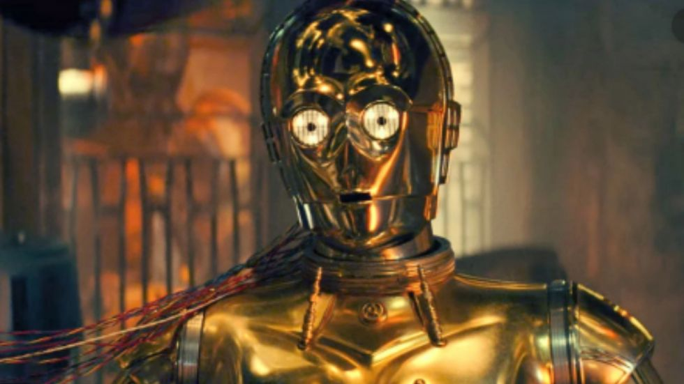 Anthony Daniels Was 'Insulted' To Be Offered Part Of C-3PO.