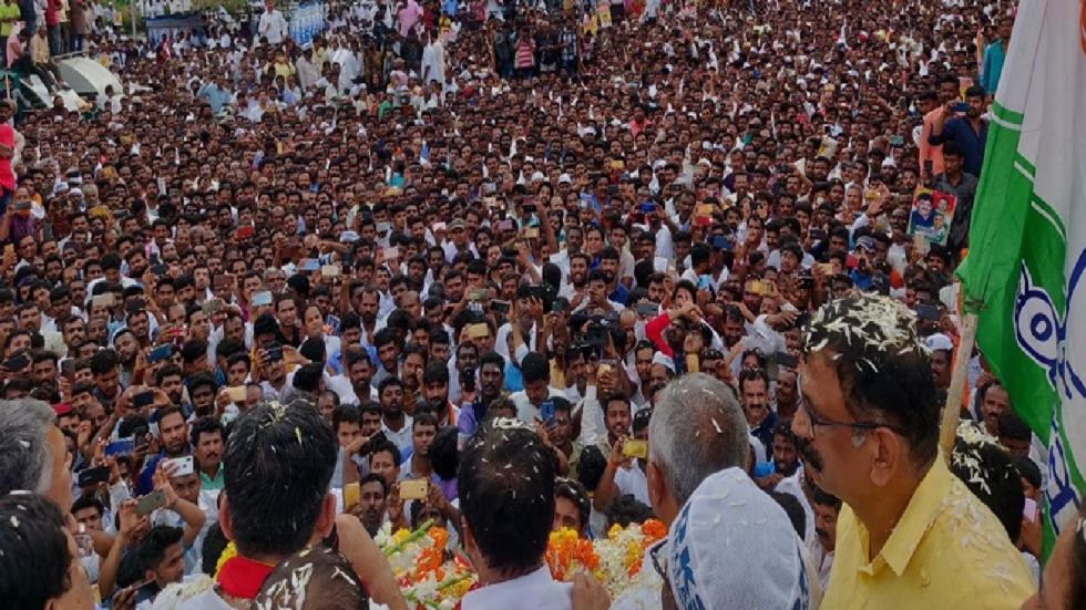 """""""I will fight for justice,"""" says DK Shivakumar."""