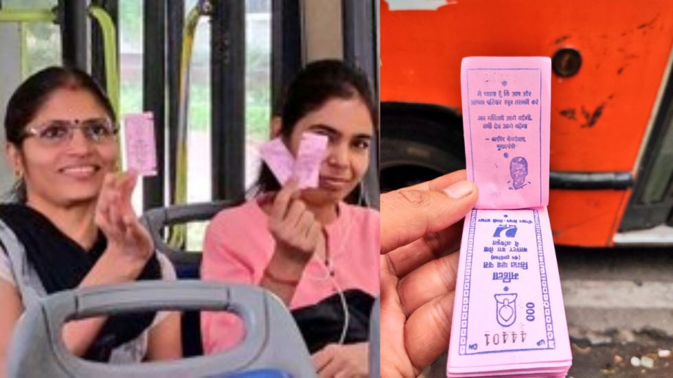 Free Bus Ride For Women Scheme Kicks Off in Delhi