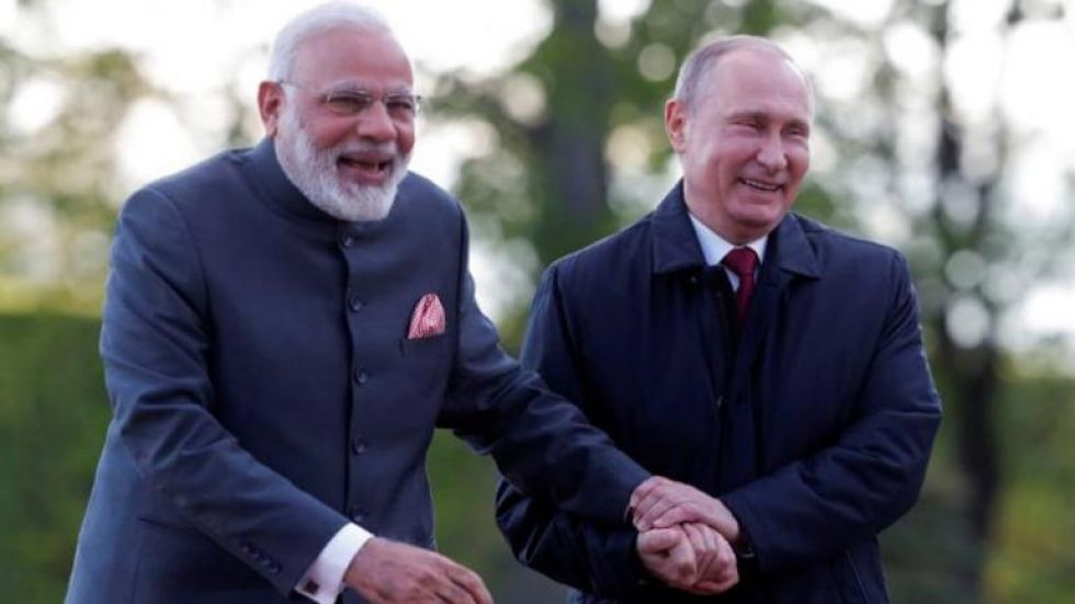 Many media reports have claimed the Russian President along with Prime Minister Narendra Modi is likely to visit Tamil Nadu to watch Jallikattu.