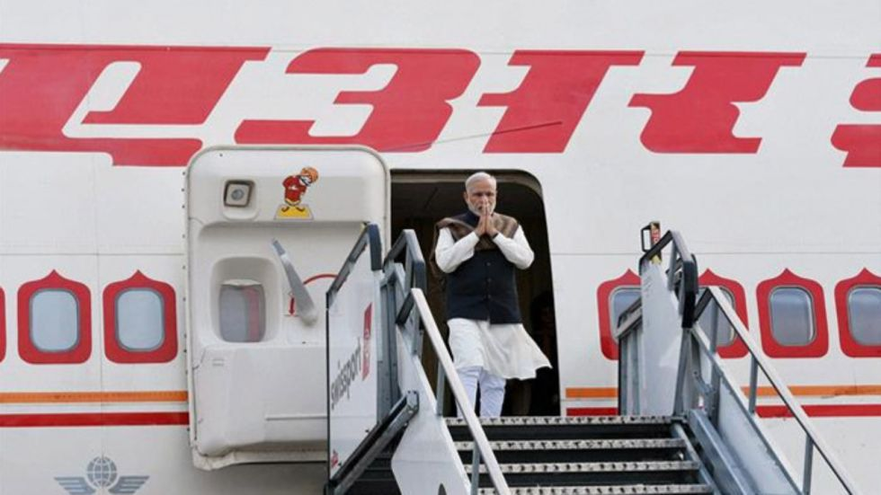 Angry over Pakistan's denial of its airspace to Prime Minister Narendra Modi's flight to Saudi Arabia, India took up its neighbour to global aviation watchdog ICAO.