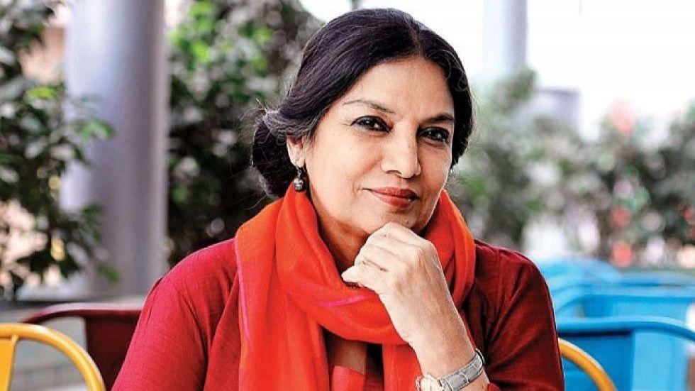 Shabana Azmi Has Befitting Reply For Trolls Criticizing Shah Rukh For His Diwali Post