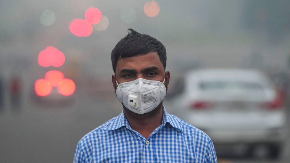 On October 28, a day after Diwali, the AQI shot to 1000 in several areas of NCR.