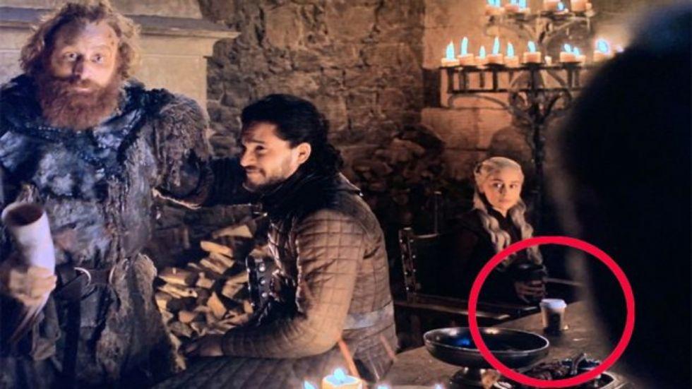 Emilia Clarke Exposes Culprit Behind Game Of Thrones Season 8 Coffee Cup Fiasco