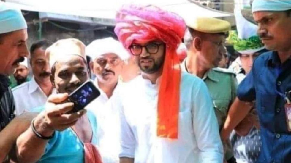 Aaditya Thackeray was recently elected as MLA from Worli assembly seat