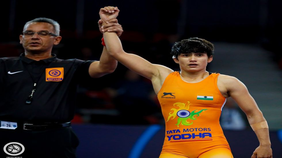 Pooja Gehlot started from the qualifying stages, where she demolished Ekaterina Verbina of Russia 8-3. In the quarter-finals, Gehlot blazed through her bout, notching up a commanding 8-0 win to set up a semi-final showdown