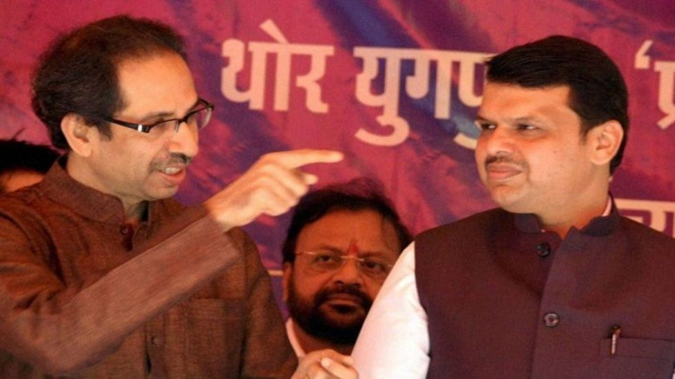 BJP insists that Chief Minister Devendra Fadnavis will continue in the post for the next five years.