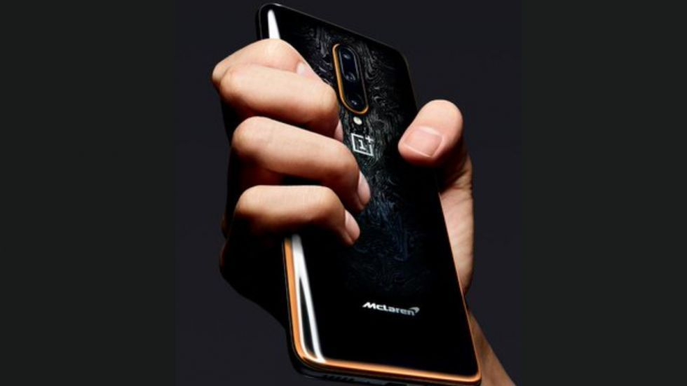 OnePlus 7T Pro McLaren Edition Open Sale From November 5