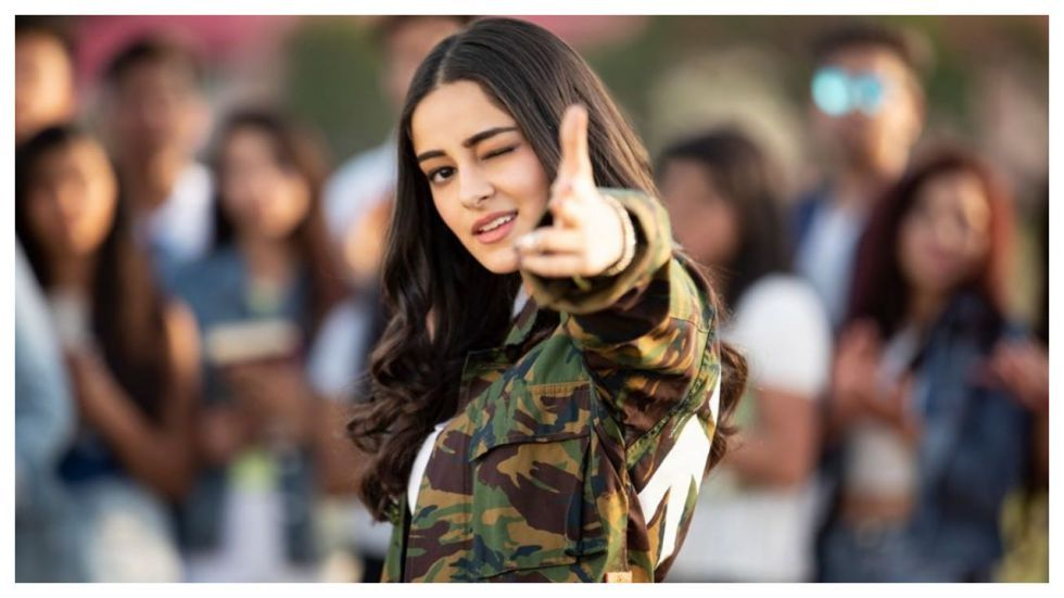 I Attract Love Triangles: Ananya Panday On Similarity Of Plots Her Two Films