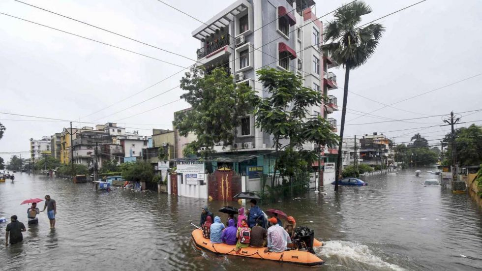 36 Million In India To Face Threat Of Annual Floods By 2050 (Bihar Floods)