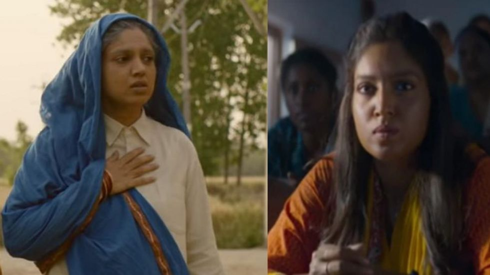 Comment On My Work, Not Choice Of roles: Bhumi On Ageism, Colour Controversy