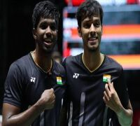 Satwiksairaj Rankireddy and Chirag Shetty Enter China Open Quarters, Sai Praneeth And Kashyap Out