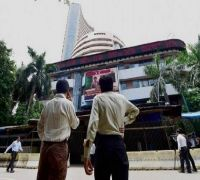 Opening Bell: Sensex Drops Over 100 Points As Moody's Cuts India Outlook