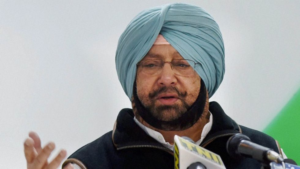 Amarinder Singh said he hoped Pakistan would understand that India wants friendly relations with it