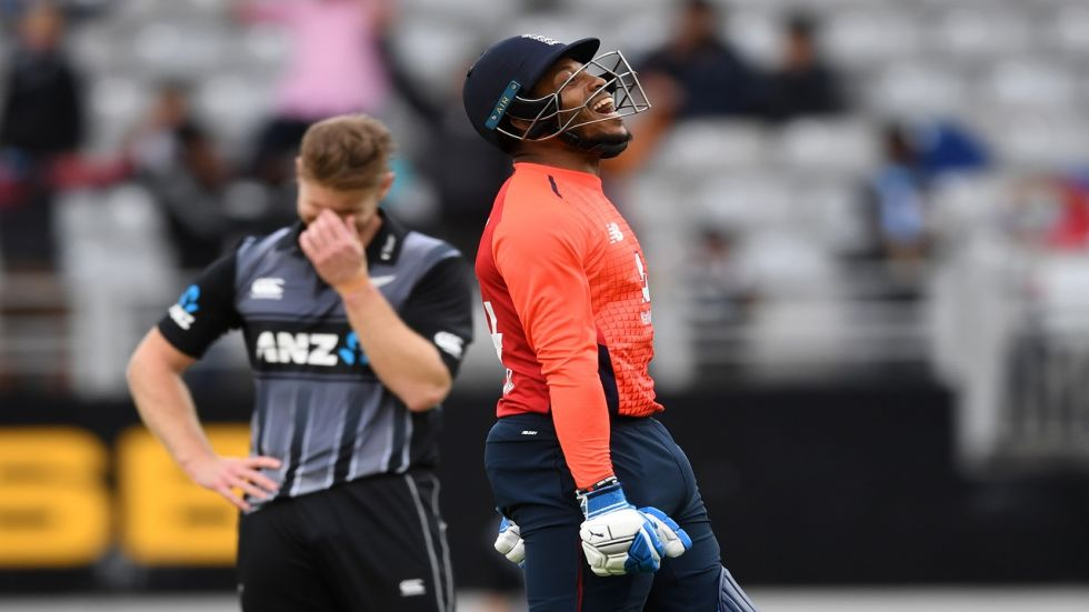 New Zealand and England played out yet another super over in the Auckland T20I after the ICC Cricket World Cup 2019 final at Lord's was also tied.