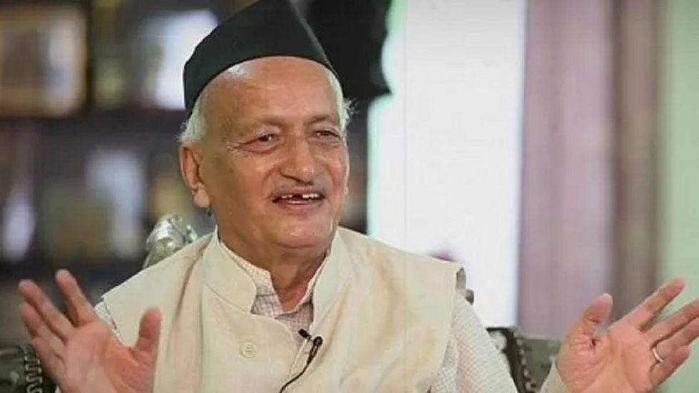 Maharashtra Governor Bhagat Singh Koshyari on Tuesday recommended President's Rule in state.