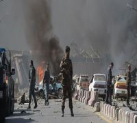 Afghanistan: 7 Killed, Several Injured After Car Bomb Blast Near Interior Ministry In Kabul