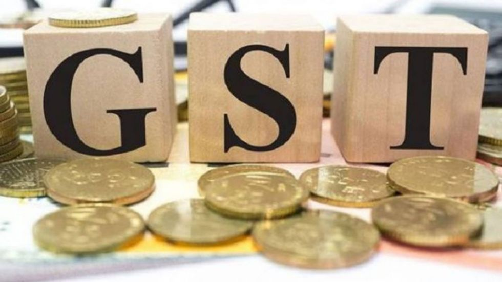 Last month it was reported that the GST collections had dropped by 5.3 per cent to Rs 95,380 crore.