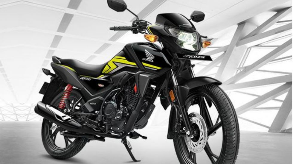 Honda SP 125 BS-6 Motorcycle Launched In India