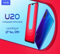 Vivo U20 To Be Launched In India On November 22: Expected Specs Here