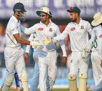 Mayank Agarwal 243 Decimates Bangladesh In Indore, India On Top